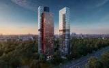 Небоскребы с террасами: каким будет комплекс Eniteo на юго-западе Москвы