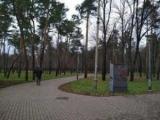 В Киеве мужчина и женщина Туалет пытались ограбить в парке