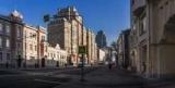 В центре Москвы построить квартал в семнадцать вилл