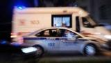 Вахтовый автобус в Кузбассе опрокинулся в овраг