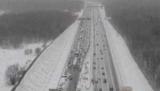 Ограничения для грузовиков тяжелее 12 тонн на МКАД станут постоянными