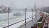 К вечеру пятницы в Москве снова ожидаются девятибалльные пробки