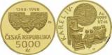 Чешские монеты: история и описание