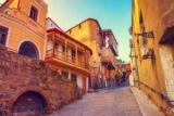 Поток туристов в Грузии растет