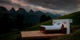 Без стен и крыши, в Швейцарии построен отель 0 звезды