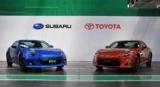 Разница Субару БРЗ и Тойота ГТ 86: технические характеристики и особенности