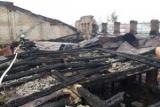 В Киеве в очередной раз вспыхнул пожар в старом доме на Хмельницкого